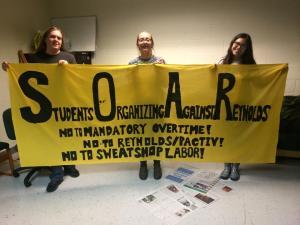 Student Banner